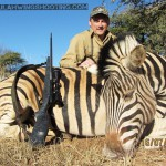 Plains game Zebra hunt in Southern Africa Beulah Wingshooting hunting in South - Africa Botswanna and Zimbabwe
