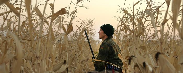 Joost Pretorius Wing shooting South Africa Beulah wingshooting
